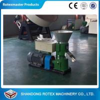 Wholesale 500kg/h Small farm Use Poultry Chicken Feed Pellet Making Machine from china suppliers