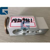 Wholesale Iron Material A C Expansion Valve , Air Conditioner Valve Repair For EC210 EC240 14509331 from china suppliers