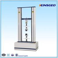 Wholesale 1000mm 500KN Tensile Strength Instrument Double Pole Universal Testing Machines from china suppliers