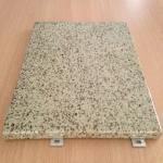 Marble aluminum tile buliding panels construction material