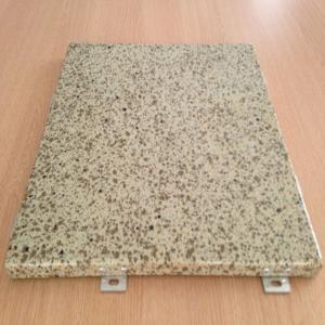 Quality Marble aluminum tile buliding panels construction material for sale