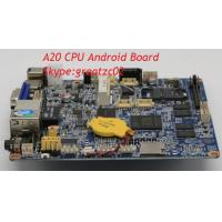 Wholesale Industrial Grade Android Motherboard A20 CPU ARM Board Android from china suppliers