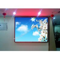 Quality Ultra Slim P2.5 HD LED Display With Magnets Installation 480x480 Die Casting for sale