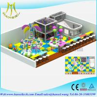 Wholesale Hansel  children playground slides  kids indoor playground child play center child plastic playhouse  infant toddler from china suppliers