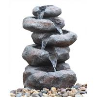 Wholesale Contemporary Garden Fountains , Landscape Water Fountains With Lights from china suppliers