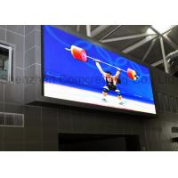 Quality Indoor SMD P5 Stadium Display Programmable Electronic Billboard Full Color LED Video Walls With Magnetic Module for sale