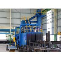 Wholesale TG1520 H Beam Shot Blasting Machine For Steel Structural Surface Cleaning from china suppliers