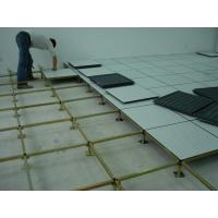 Wholesale Cement infill steel raised floor with HPL finish / Flat Head Pedestal from china suppliers
