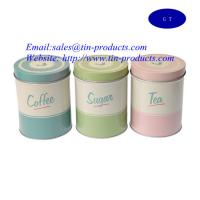 Wholesale Tea Box, metal tea case, Tea tin Box, Metal tea container, packaging tea can from china suppliers