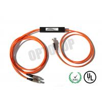 Wholesale FBT Single Mode Fiber Coupler  2 In 1 Out For Access Network / CATV from china suppliers