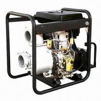 Wholesale 3-inch diesel water pump, measures (L)560x(W)460x(H)660mm from china suppliers