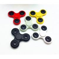 Wholesale Everday Carry Tri Spinner Fidget Toy With Stainless Steel / Ceramics Bearing from china suppliers