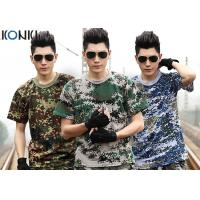 Buy cheap Anti - Fray Military Dress Uniforms Hunting Camouflage Clothing For Army from wholesalers