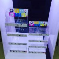 Wholesale retail acrylic cellphone accessories counter display from china suppliers