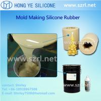 Quality Rtv Liquid Moulding Silicone Rubber for craft mold making for sale