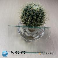 Wholesale high quality Wholesales 5.5mm float glass of clear float glass from china suppliers