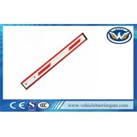 Wholesale 6m Boom parking lot gate arm , gate barrier arm replacement With Rubber from china suppliers