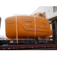 Buy cheap 16 persons fire-proof type totally enclosed life boat for sales from wholesalers