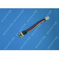 Buy cheap 3-Pin Female to 2 x 3-Pin Male Computer Case Fan Y-Splitter Power Connector Adapter Cable from wholesalers