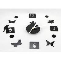 Wholesale Decorative Sticker Wall Decal Clock Cartoon Shaped For Muslim Wedding Gift from china suppliers