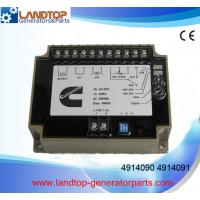 Wholesale Generator Parts/ 4914090 4914091 Cummins Speed Controller/ Engine Module Control from china suppliers