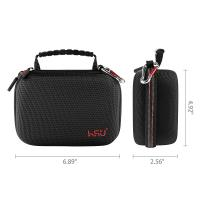 Wholesale Small Travel Portable Shockproof Professional Camera Case Nylon Joint EVA For GoPro from china suppliers