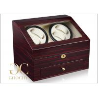 Wholesale Battery Operated Watch Winder / Double Watch Winder With Storage  from china suppliers