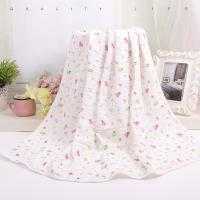 Wholesale Warm Heart Pattern Newborn Receiving Blankets For Babies Anti - Pilling from china suppliers