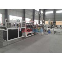 Wholesale PVC Roof Plate Rolling Machine 350 Kgh Multilayer Plastic Villas Tile Making Machine from china suppliers