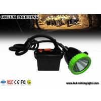 Wholesale 50000 Lux super brightness cordless mining lights with 11.2Ah 3.7V battery from china suppliers