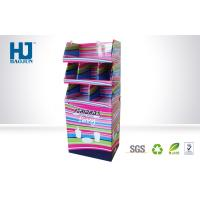 Wholesale Vamishing 350g CCNB Cardboard Pallet Full Color Display , POP Corrugated Display For Tea from china suppliers