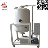 Wholesale Hydraulic Oil Decolor Oil Regeneration Equipment , Small Scale Oil Refinery Plant from china suppliers