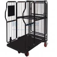 Wholesale Storage Bearing High Steel Container Store Shelvels With Wheels from china suppliers