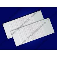 Wholesale BVCC-65185FD Bill validator strip flocked cleaning card from china suppliers