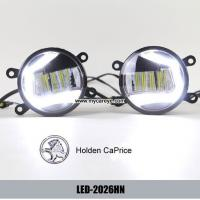 Wholesale Holden Caprice LED lights aftermarket car fog light kits DRL daytime daylight from china suppliers