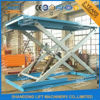 Wholesale Mini lift 2500 small home car lift tables with CE , automotive scissor lift from china suppliers