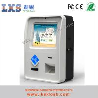 Wholesale Bill Payment Machine For Touch Screen Kiosk Motorized Card Reader from china suppliers