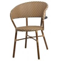 LJC023 Hot Sale New Style Wicker Outdoor Rattan Arm Chair Of Item 102209668