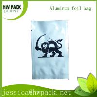 Wholesale small medecal therapy chinese herbs aluminum bag from china suppliers
