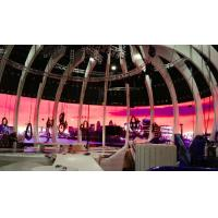 Buy cheap Round Curved HD Indoor P3 Flexible Led Advertising Displays for Rental Show from wholesalers