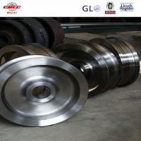 Wholesale High Precision Double Girder Steel Crane Wheel Block , Double Sheave Pulley from china suppliers