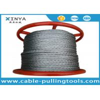 Wholesale Anti Twisting Galvanized Braided Wire Rope Non Rotating 1000 Meter Per Reel from china suppliers