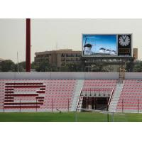 Wholesale P10 Outdoor Led Stadium Display For Video Score Number , 7000cd / M² Brightness from china suppliers
