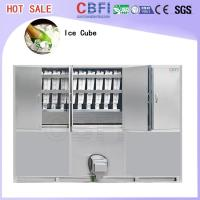 Wholesale Commercial Ice Maker / Ice Cube Making Machine With PLC Central Program Control from china suppliers