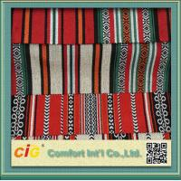 Wholesale Middle - East Style 300GSM Upholstery Sadu Fabric For Sofa / Mattress / Cushion from china suppliers