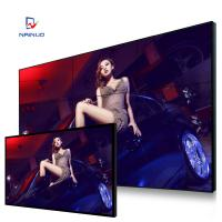 Wholesale 4K Ultra Narrow Side TV LED backlight Video Wall Panels 3.5mm 8mm Bar Ktv Showroom from china suppliers