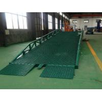 Wholesale 6 ton Portable yard ramp with 1.7m Lifting Height CE / ISO Certifications from china suppliers