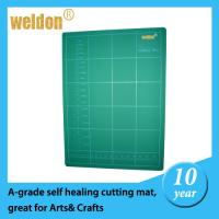 Wholesale Self healing Foldable cutting mat 0.3mm ,  pvc cutting mat three layer from china suppliers