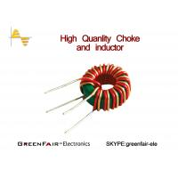 Buy cheap Bifilar Winding Cmc Filter Toroidal Choke Coil Copper / Triple Wire Excellent from wholesalers