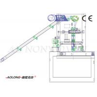 Wholesale Polyester / PP Fiber Cross Lapper Machine 3800mm For Carpet Making from china suppliers